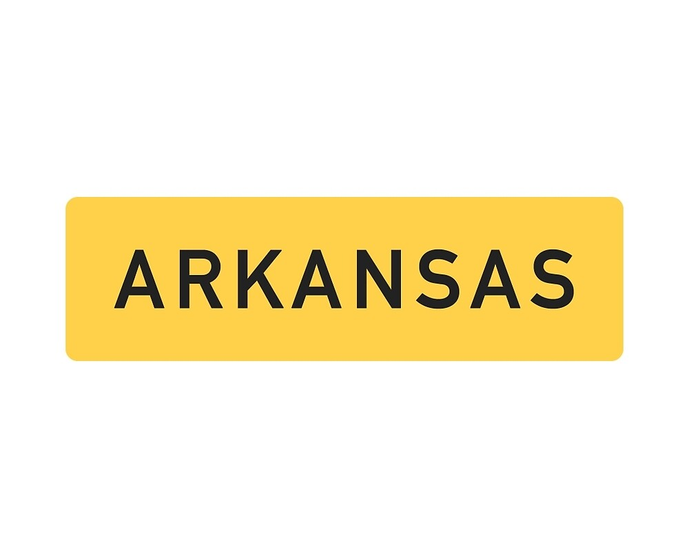 Arkansas Y by Seven Red