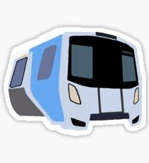 "BART ""Fleet of the Future"" Sticker"