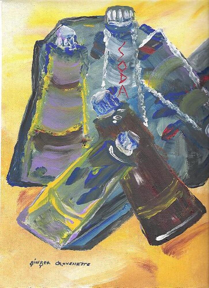 Painter's Break by Ginger Lovellette