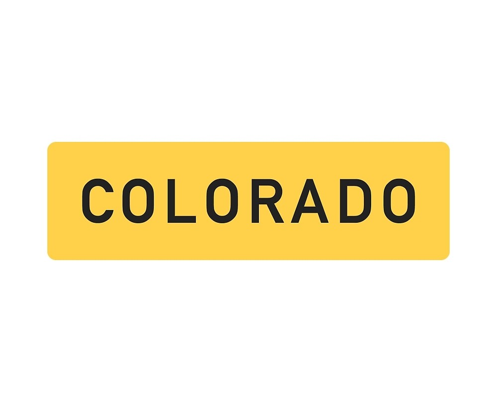 Colorado Y by Seven Red