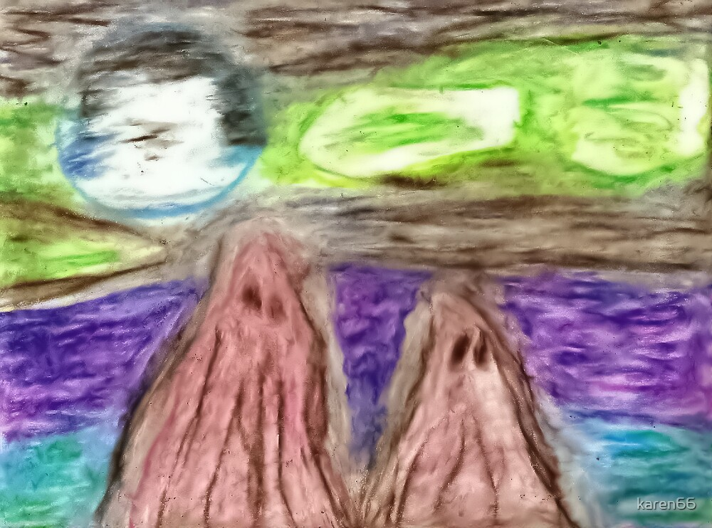 """""""Spirits Wandering in the Ethereal Plane"""" by karen66"""