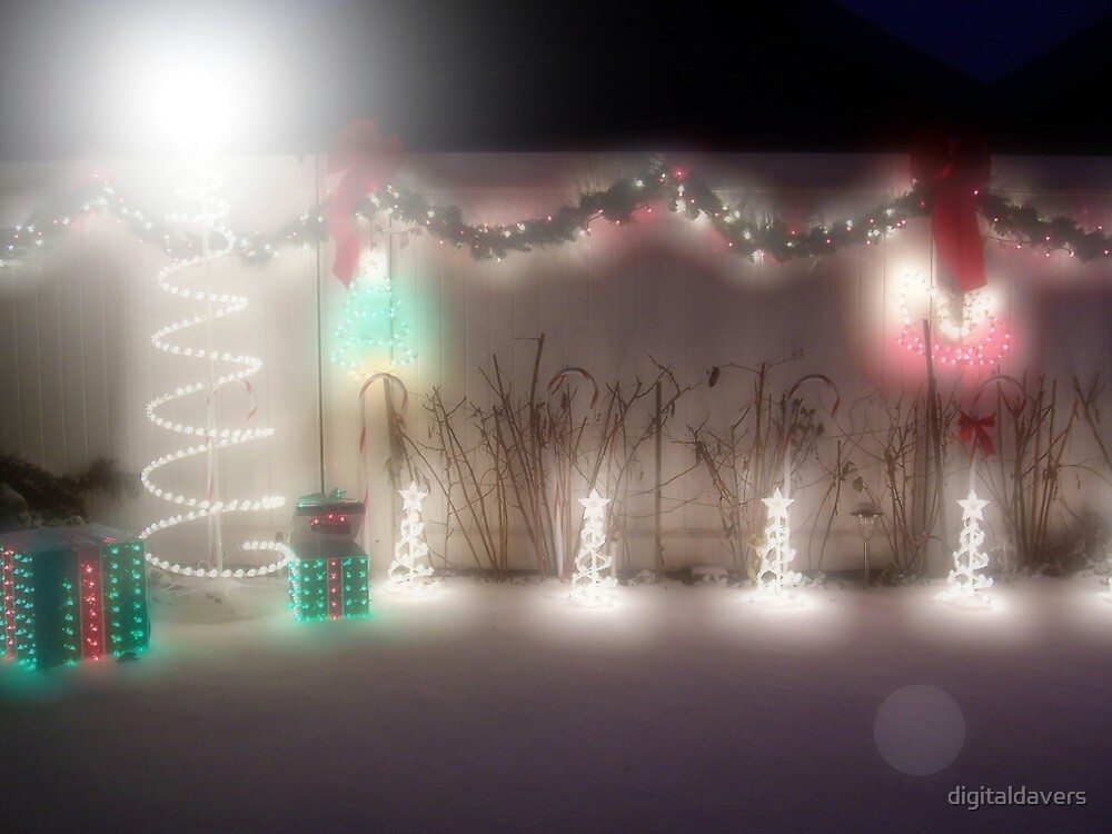 Christmas Wonderland III by digitaldavers