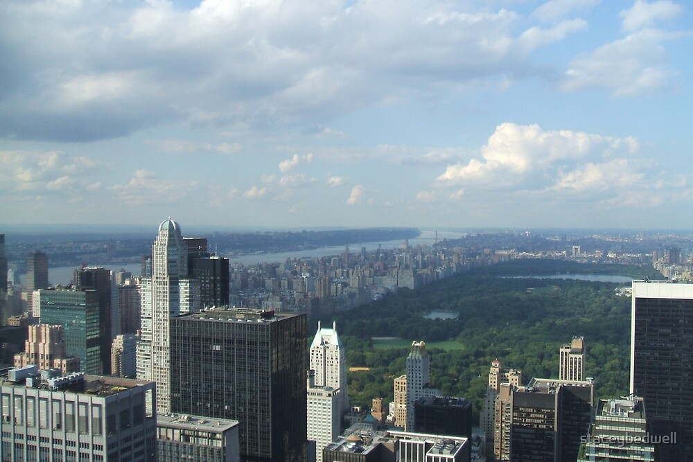 Central park by staceybedwell