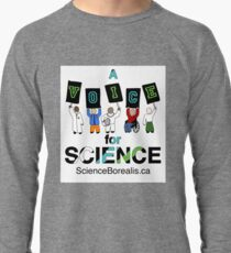 A Voice for Science - Science March Tee! Lightweight Sweatshirt