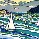 Sailing School by brettonarts
