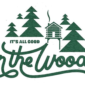 in the wood by motorbeat