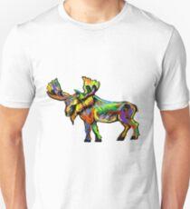 The Vibrant Bull T-Shirt