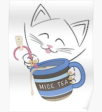 Mice Tea Poster