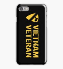 1st Cavalry Division: Vietnam Veteran iPhone Case/Skin