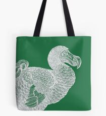 Dodo (Green) Tote Bag