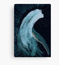 Weather Spirits - 012 - Morning Dew Mod 1 Canvas Print