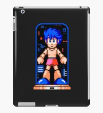 Rock on the Chopping Block - Mega Man iPad Case/Skin