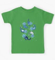 Galaxy cats Kids Clothes