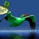 Saint Patrick's Day Card 2017 by TJ Baccari Photography