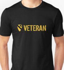 1st Cavalry Division: Veteran T-Shirt
