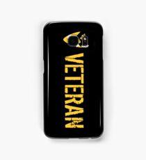 1st Cavalry Division: Veteran Samsung Galaxy Case/Skin