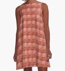 Mandala A-Line Dress