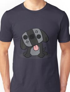 Nintendo Switch Dog Cartoon Unisex T-Shirt