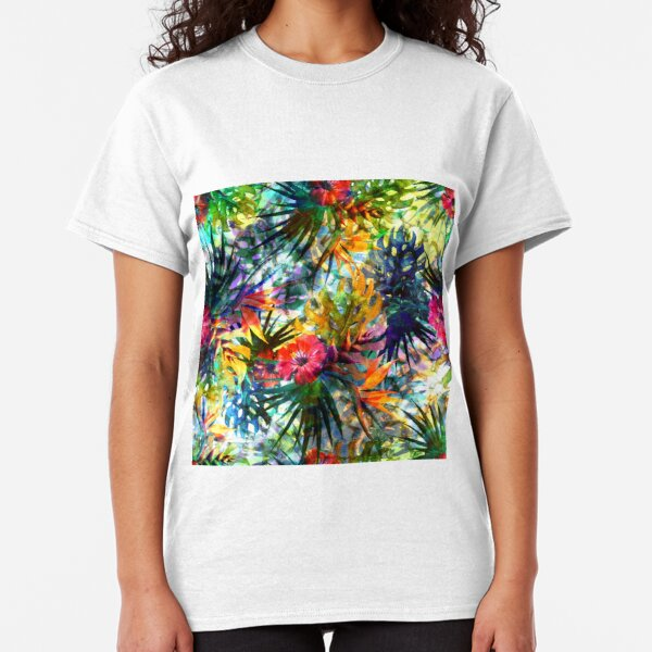 Tropical lV Classic T-Shirt