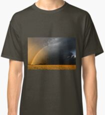 Storm Over Canolla Field  Classic T-Shirt