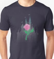 Beauty and the rose Unisex T-Shirt