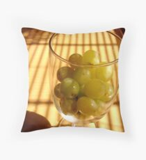 Wine....in the Rough  ^ Throw Pillow