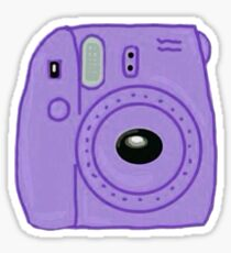Fujifilm Purple Sticker
