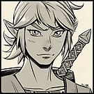 Link - Breath of the Wild by noir0083