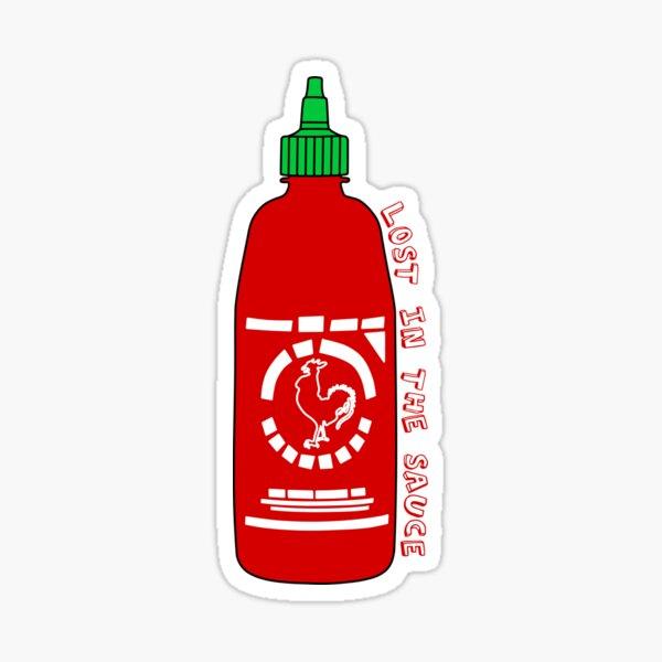 Lost in the Sauce V2 Sticker
