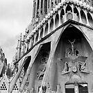 Basilica de la Sagrada Família by James2001