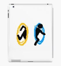 Portal: Pixel Art iPad Case/Skin