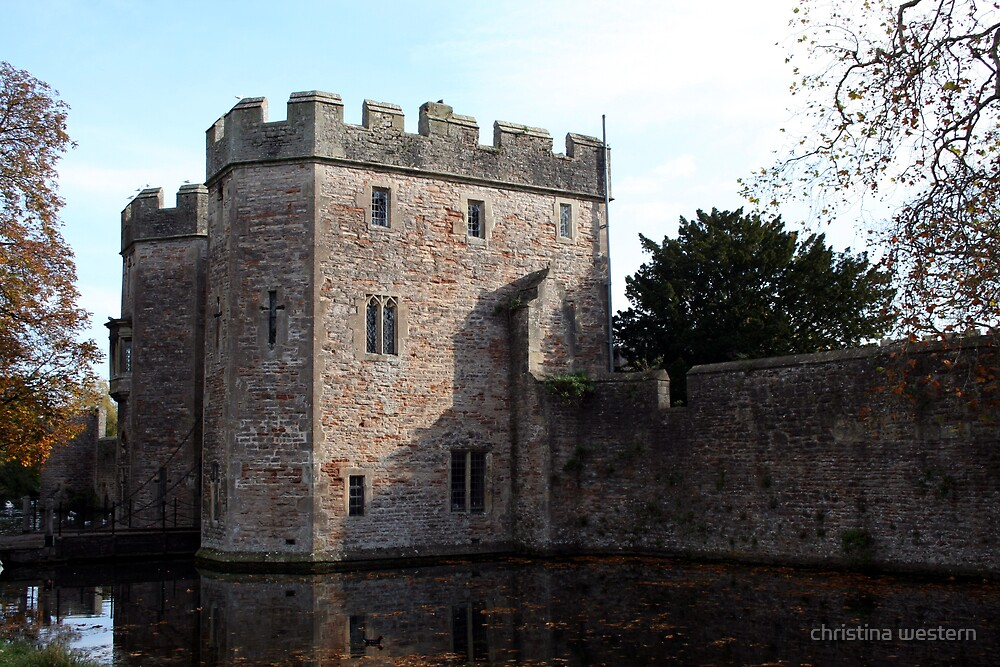 english moat house by christina western