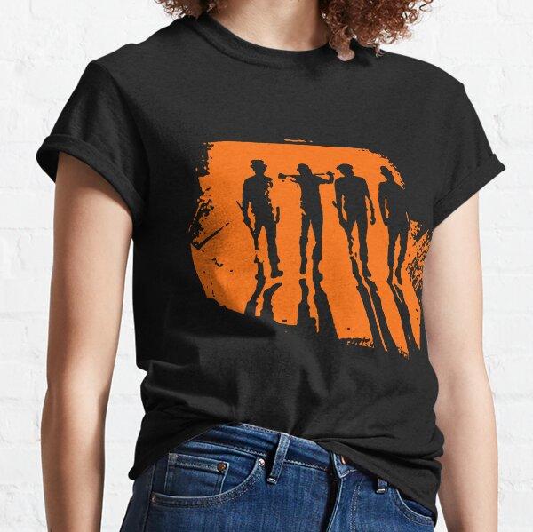 Clockwork Orange Ladies Womens T Shirt Retro Film Cult Classic Alex Kubrick