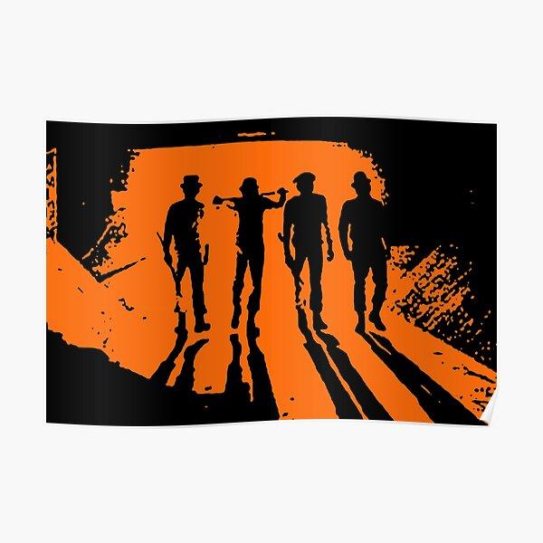 Un orange mécanique Poster