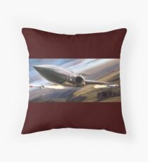 Cry havoc and let slip the dogs of war Throw Pillow