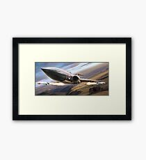 Cry havoc and let slip the dogs of war Framed Print