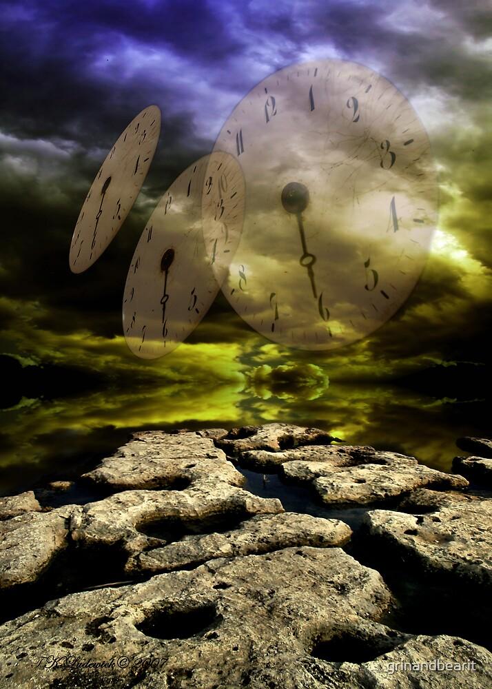 Time Change by grinandbearit