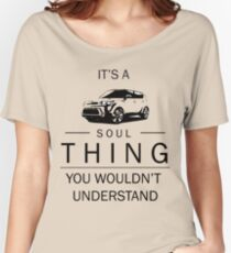 Its a Soul! Women's Relaxed Fit T-Shirt