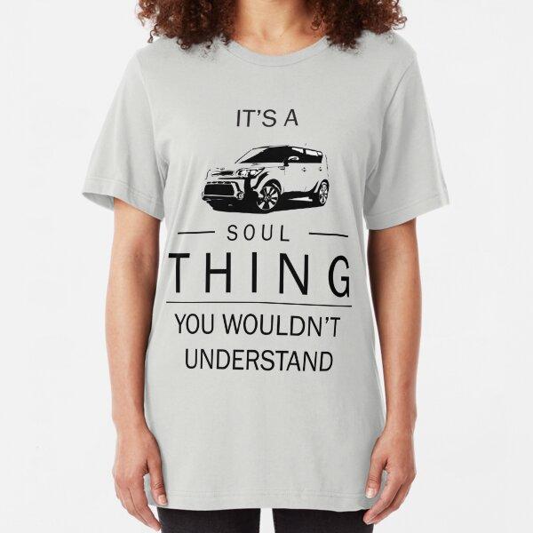 Its a Soul! Slim Fit T-Shirt