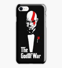 The God Of War iPhone Case/Skin