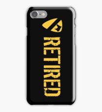 1st Cavalry Division: Retired iPhone Case/Skin