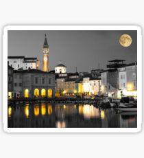 Moon of Piran Sticker