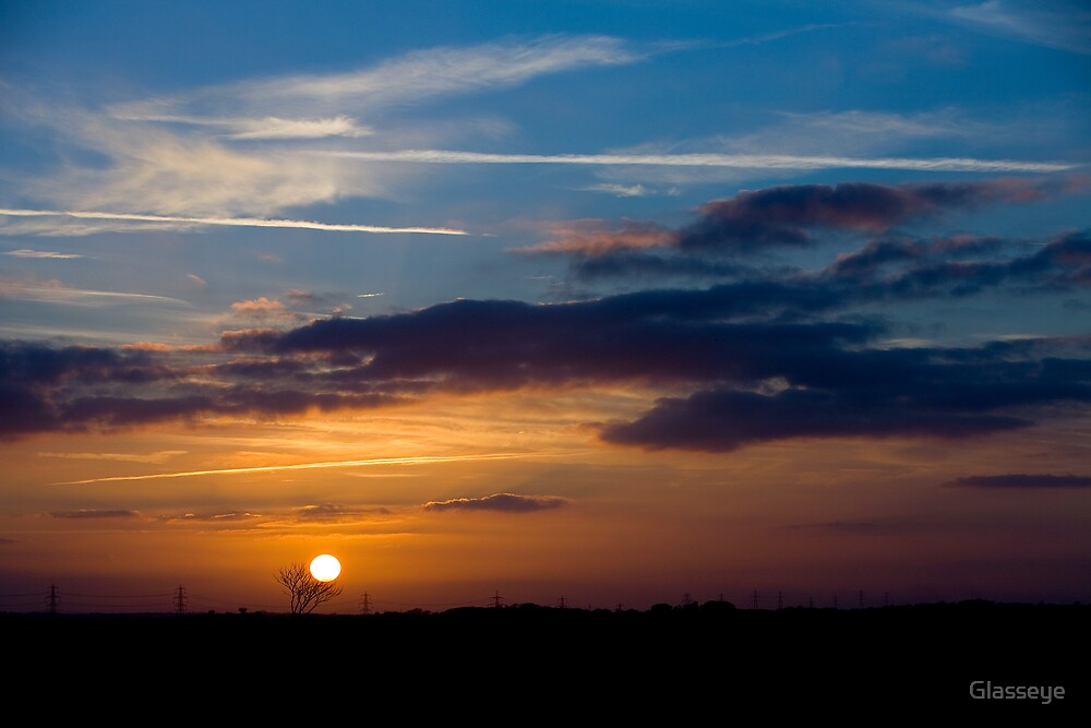 Before Sunset by Glasseye