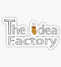 The Idea Factory Sticker