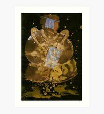 Weather Spirits - 019 - Ten Reaches Mod 1 Art Print