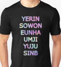 KPOP GFRIEND Unisex T-Shirt