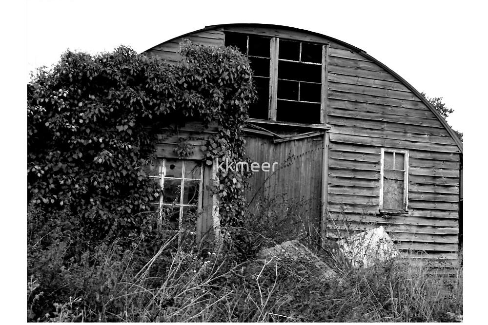 Old Barn by kkmeer