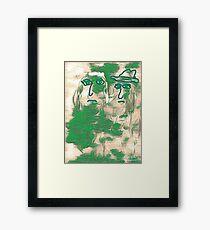Jigs & Reels Framed Print