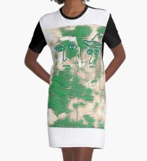 Jigs & Reels Graphic T-Shirt Dress