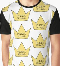pizza king Graphic T-Shirt